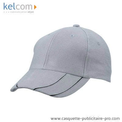 Couvre chef publicitaire - casquette personnalisee