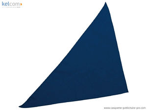 royal - Bandana triangle publicitaire