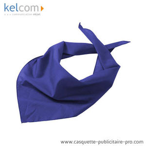 Foulard triangle multifonction Royal
